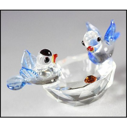 Crystal Birds (Miniature)
