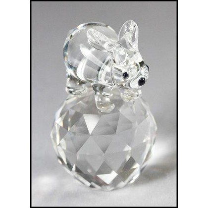 Crystal Rabbit, Animal Figurines