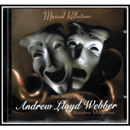 The Magic of Andrew Lloyd Webber Music CD