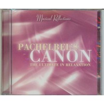 Pachelbels Canon Music CD, The Ultimate in Relaxation.