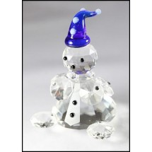 Loading image - Crystal Clown Figurine