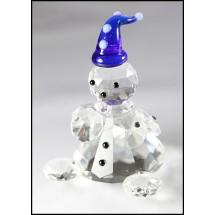 Loading image - Crystal Clown Figurine
