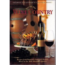 Loading image - Wine Country Cook Book and CD Boxed Set, Sharon O'Conners