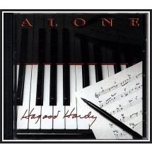 Alone Music CD, Favorite Piano Selections, Hagood Hardy