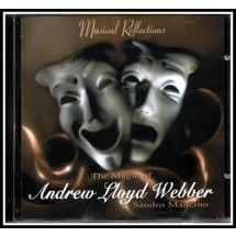 Loading image - The Magic of Andrew Lloyd Webber Music CD