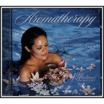 Loading image - AROMATHERAPY Music CD, Relaxation for Body and Soul.