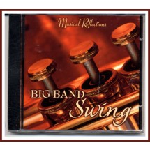 Loading image - Big Band Swing Music CD