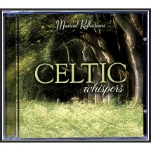 Celtic Whispers Music CD, Celtic Harp, Will Millar