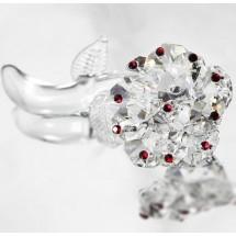Loading image - Crystal Sunflower Ornament