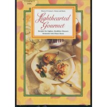 Loading image - GIFT SET: LIGHTHEARTED GOURMET  COOK BOOK & EASY LISTENING MUSIC CD