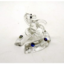 Loading image - Crystal Horse Figurines