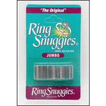 Original Jumbo Ring Snuggies, Ring Resizing Solution