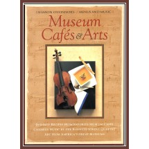 Cook Book Museum Cafes Gift Set with Music CD