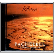 PACHELBEL IN HARMONY WITH THE SEA MUSIC CD, Canon in D Major