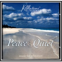Peace and Quiet Music CD for Relaxation and Meditation