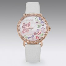 Loading image - Evening Ladies Watch with Swarovski Crystal