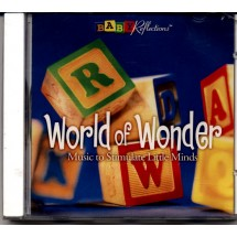 Loading image - World of Wonder Music CD, Classics for Children